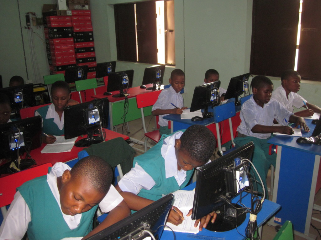 TMVCA Secondary Computer Lab